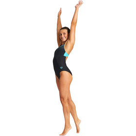 arena Crosscut Pro Back Swimsuit Women black/martinica